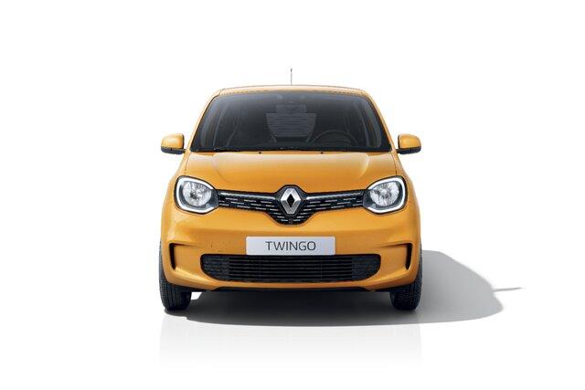 Renault TWINGO voorkant