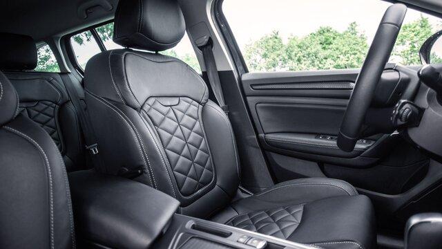 Premium Leather bekleding cadeau