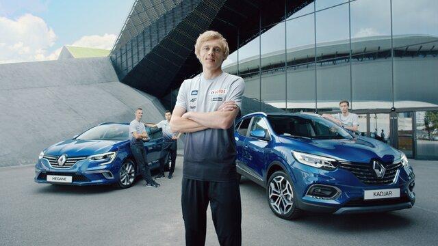 365 dni testów Renault