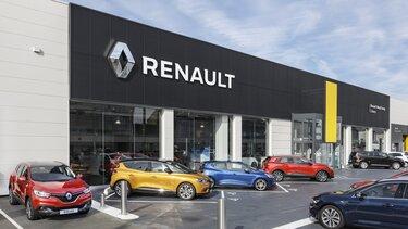 flota samochodów Renault