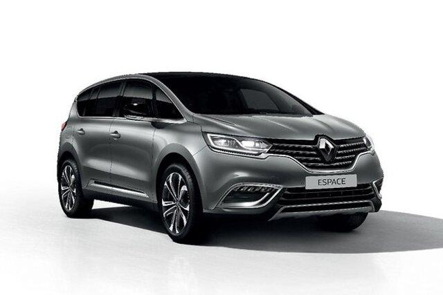 Renault Espace z przodu