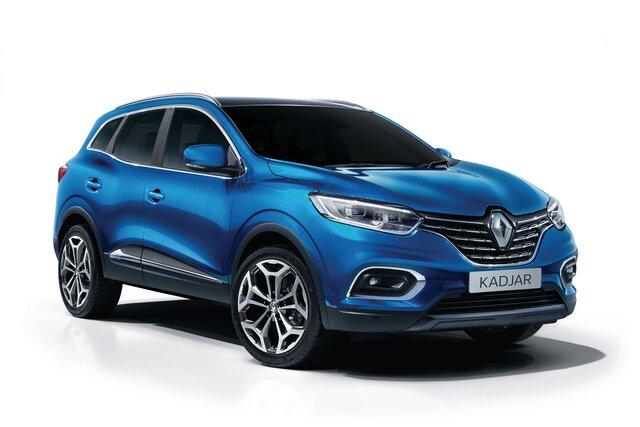 Renault KADJAR z przodu