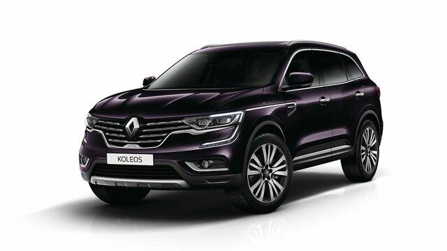 Renault Koleos z przodu