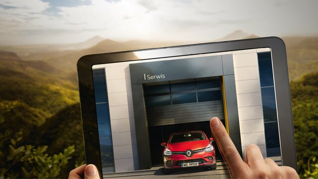 Nowy Serwis Renault