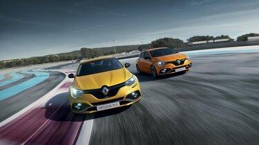 Renault - MEGANE R.S.