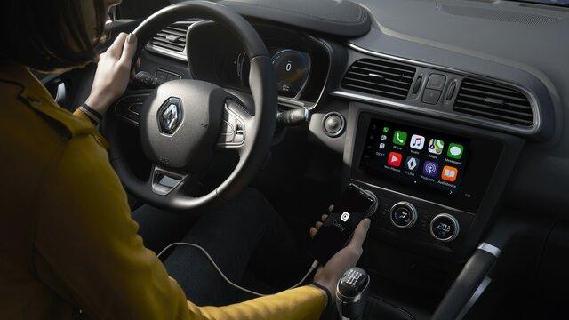 Renault KADJAR w środku
