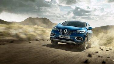 nowe Renault Captur z boku