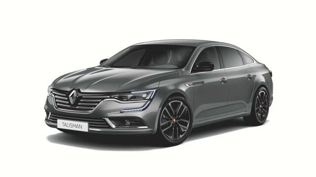 Renault Megane Talisman z przodu
