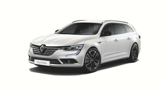 Renault Megane Talisman Grandtour  z przodu