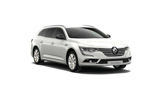 Renault Talisman Grandtour z przodu