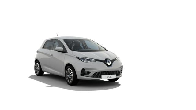 Renault E-TECH - gamme électrique