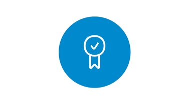 ikona certyfikatu
