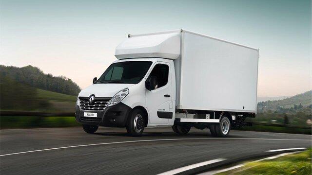 Renault Business Plan Najem