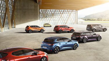 Samochody Renault