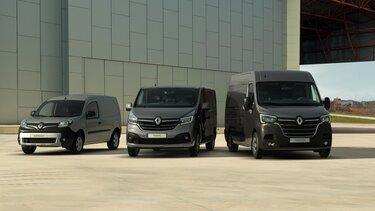 Samochody dostawcze Renault