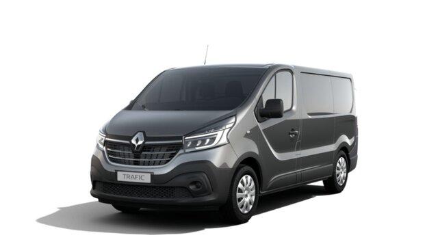 Nowe Renault Trafic z przodu