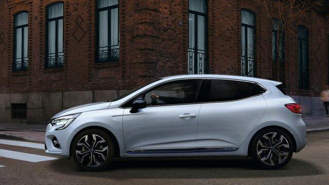 Renault CLIO E-TECH Hybryda