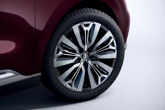 Renault ESPACE obręcze kół