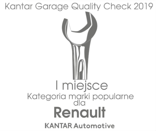 Kantar Garage Quality Check 2018
