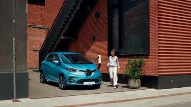 Sprawność samochodu elektrycznego Renault