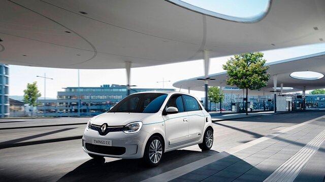 Renault - Twingo Z.E.: Mais do que nunca, o rei da cidade