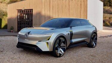 Renault - Morphoz