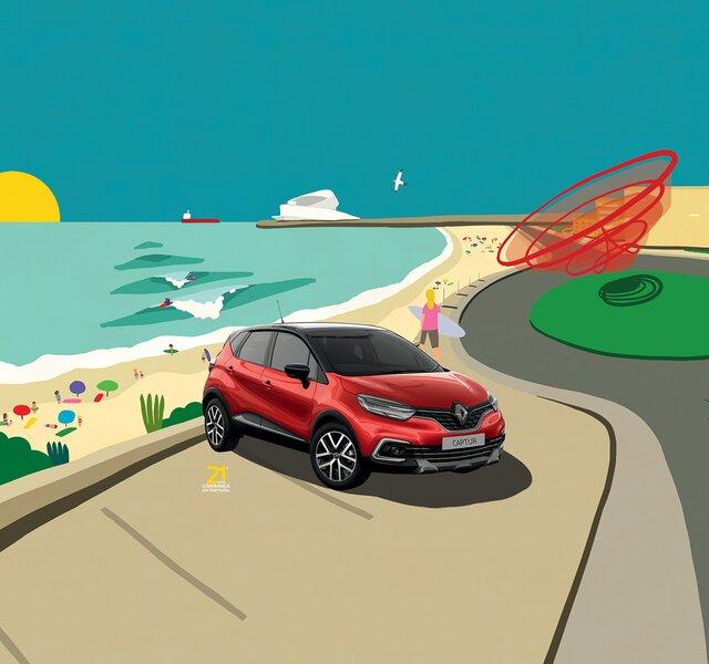 Renault Surf Days