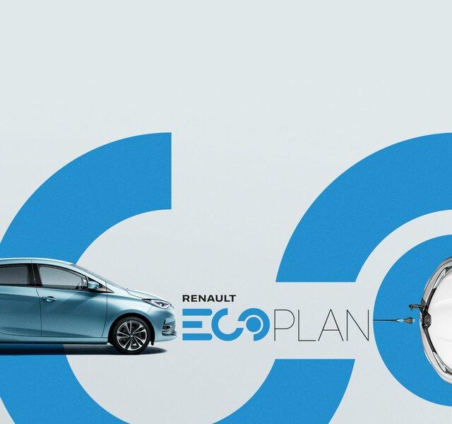 renault eco plan