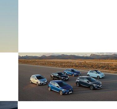 Renault e-tech híbrido e electric