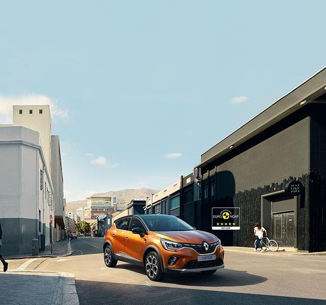 Novo Renault CAPTUR RCI campanha