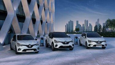 Reserve a new vehicle in stock - Renault