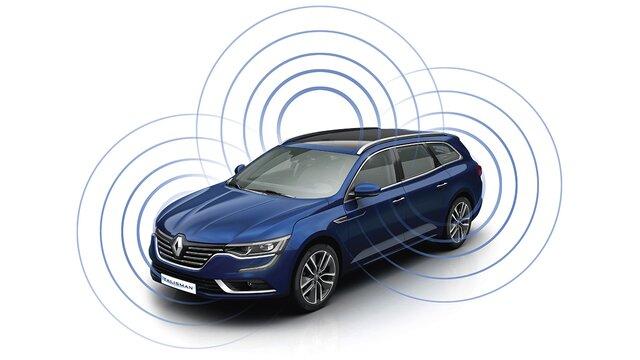 Renault TALISMAN – ALARME