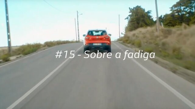 My Renault - Fadiga