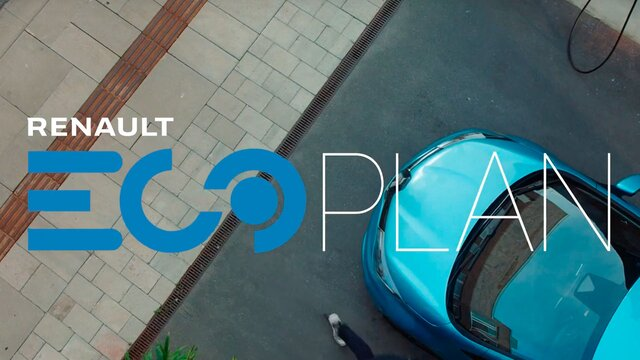 Renault Eco plan Manifesto