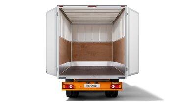 Transporte de mercadorias - Cabina alongada