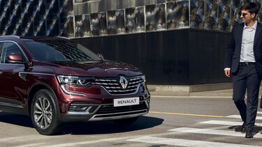 Renault Profissional: soluções de financiamento para profissionais - prevenção de riscos rodoviários