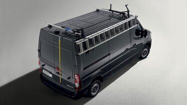 Renault Profissional: acessórios profissionais