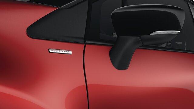 Renault CAPTUR RED EDITION