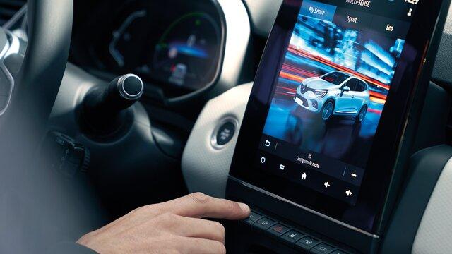 Renault CLIO E-TECH Hybride - Sistema EASY LINK