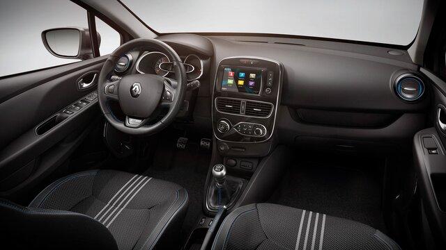 CLIO Sport Tourer Sistemas multimédia e áudio