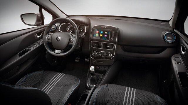 CLIO Sport Tourer interior
