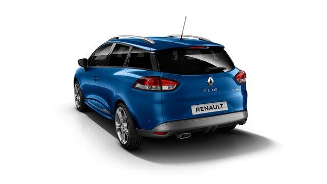 Renault CLIO Sport Tourer traseira