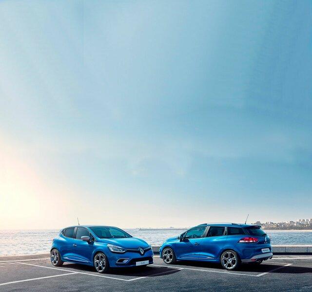 Renault CLIO Sport Tourer exterior