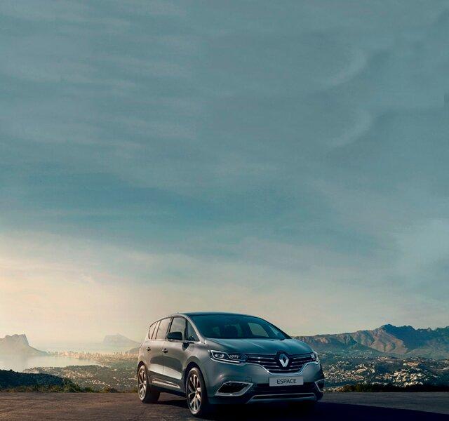 Renault ESPACE exterior