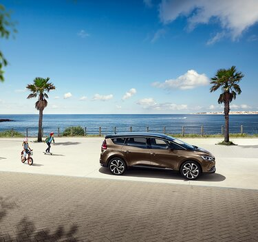 Novo Renault Grand SCENIC exterior