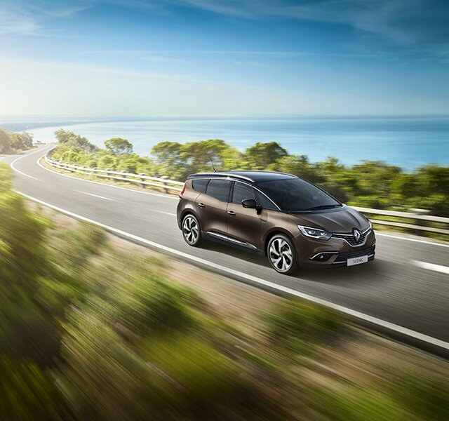 Renault Grand SCENIC exterior