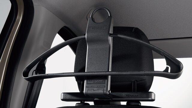 Cabide para apoio de cabeça