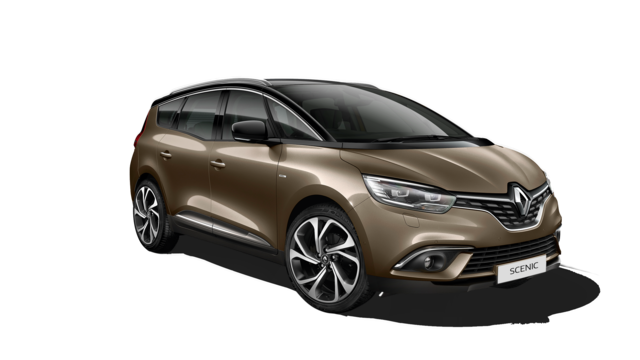 renault GRAND SCENIC 7 lugares