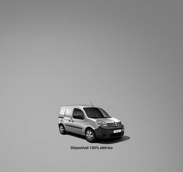 Renault - KANGOO Express vencedor melhor veiculo comercial ligeiro