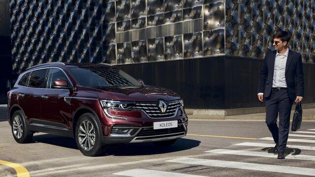 Renault KOLEOS exterior